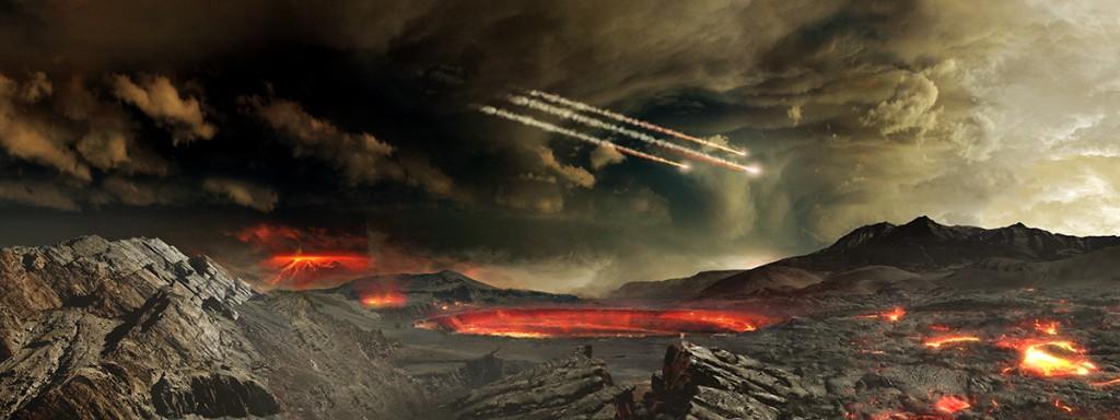 early-earth