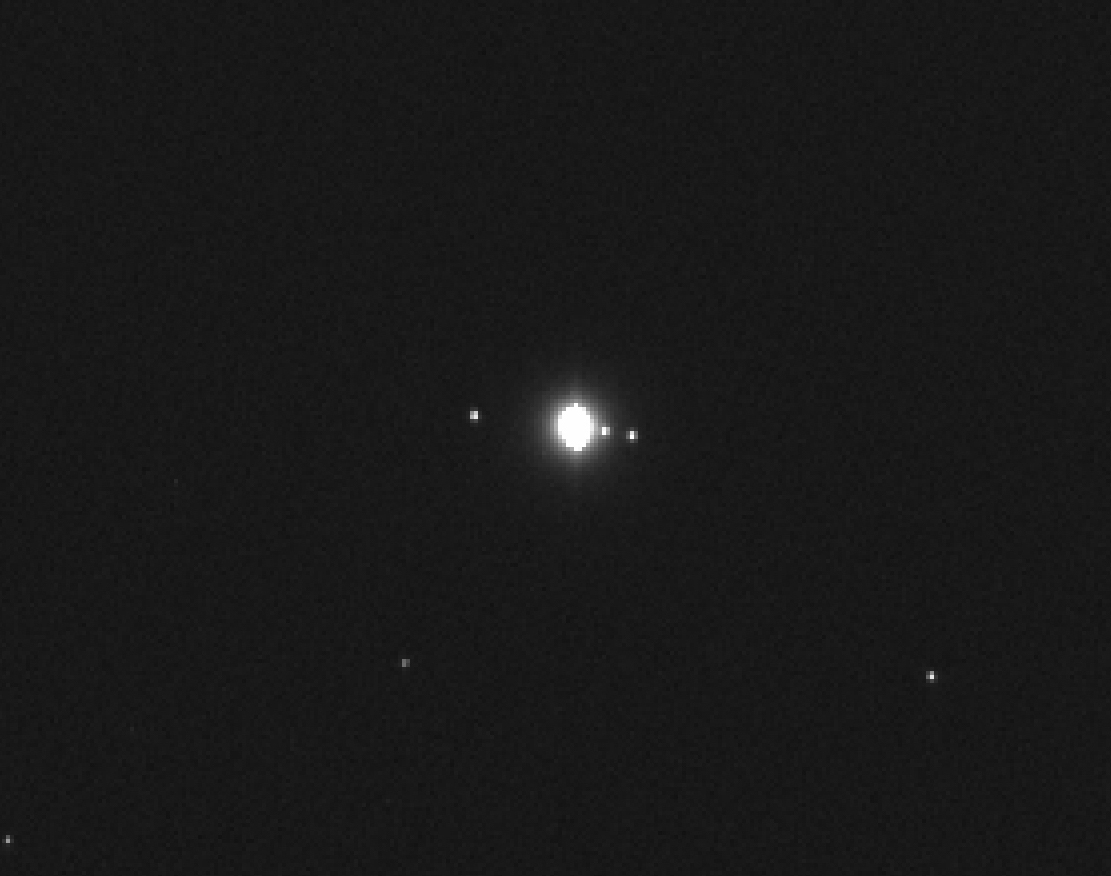 Earth-Trojan Asteroid Search: Jupiter and Moons - February 9, 2016