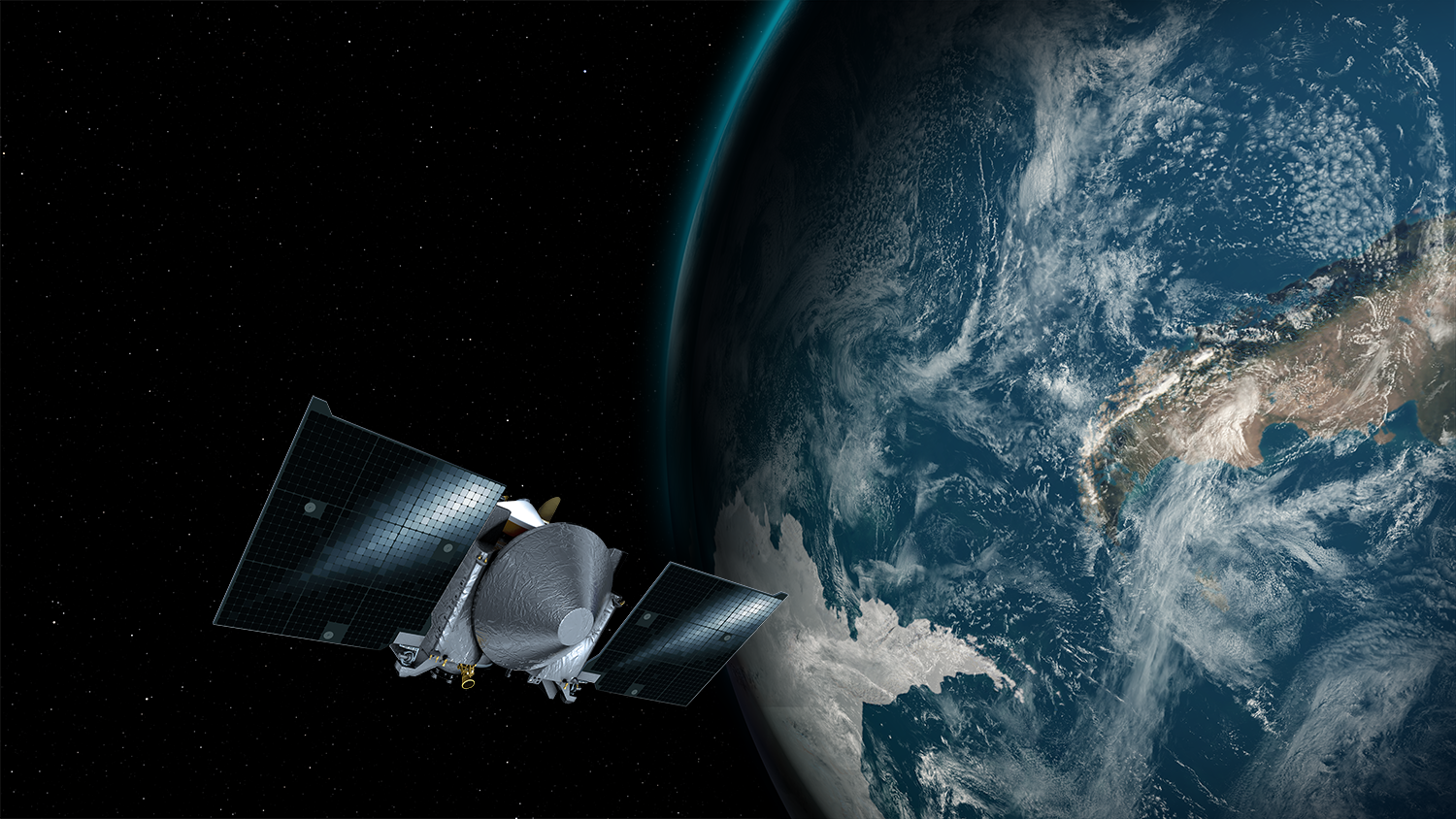 NASA's Asteroid-Bound Spacecraft to Slingshot Past Earth