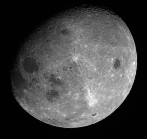 OSIRIS-REx Images the Moon