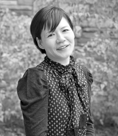 Keiko Nakamura-Messenger